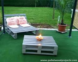 outdoor furniture made from pallets. Beautiful From Benches  Intended Outdoor Furniture Made From Pallets F