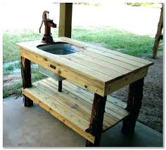 prep table with sink prep table with sink outdoor sink tables outdoor prep table with sink prep table