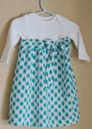 Diy Upcycled Clothing Upcycled Diy Onesie Dress Eclectic Momsense