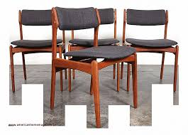 6 wooden dining room chairs mid century dining room chairs chair fresh 6 teak dining chairs