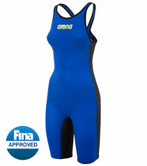 Arena Powerskin Carbon Air Full Body Open Back Tech Suit Swimsuit