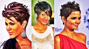 Short Hair Style For Black Women chic short straight hairstyle short hairstyles for black women 1171 by wearticles.com