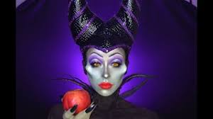 maleficent makeup tutorial series