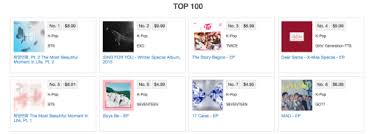 Bts Rank 1 On Us Itunes K Pop Chart