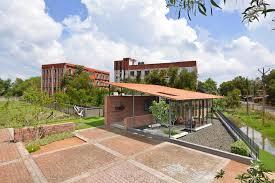 Community Centre Design In India Abin Design Studio Office Archdaily
