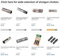 Shotgun Chokes Explained Cylinder Improved Cylinder