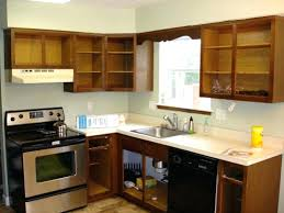 Diy Kitchen Cabinet Refacing Before And After Supplies Refinishing Ideas. Diy  Cabinet Refacing Home Depot Kitchen Before And After Video.