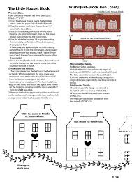 8 best The Wish Quilt images on Pinterest | Xmas, Christmas ... & Wish Quilt- Little Houses Block. Adamdwight.com