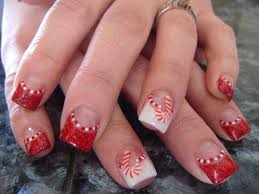 Youtube Home Stunning S Home Red Christmas Design Nails Stunning S ...