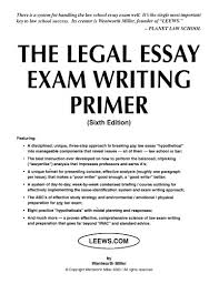 e books the legal or law essay exam writing system   e books the legal or law essay exam writing system leews primer pdf