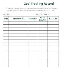 Sales Goals Template Smart Goal Sheet Template Metabots Co