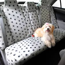 dog paw seat covers cars trucks suvs