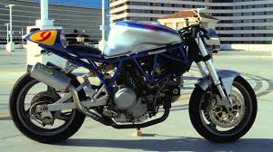 ducati 900ss cafe racer for sale youtube