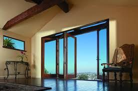 Perfect Andersen Folding Patio Doors Scenic T For Modern Design