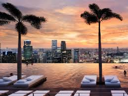 infinity pool singapore wallpaper. Singapore\u0027s Most Stunning Rooftop Swimming Pool. Sunset Infinity Pool Singapore Wallpaper C