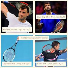 Grigor dimitrov page on flashscore.com offers livescore, results, fixtures, draws and match details. Grigor Dimitrov The Racket Journey