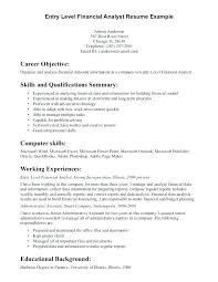 Entry Level Data Analyst Resume Interesting Credit Analyst Resume Best Of Data Analyst Resume Template Entry