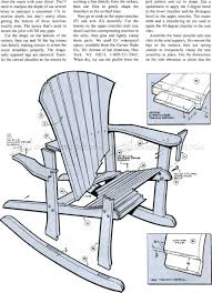 adirondack chairs plans templates. Wonderful Chairs Adirondack Rocking Chair Plans U2022 Woodarchivist Pertaining To Best  Template Applied Your Home Design Chairs Templates K