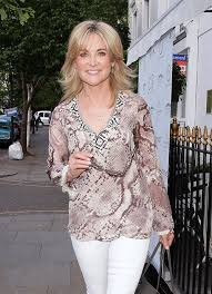 Anthea turner was a familiar face on british television during the 90s. Anthea Turner 57 Says Death Is Easier To Reconcile Than Divorce Celebrity News Showbiz Tv Express Co Uk