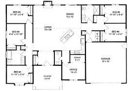 5 Bedroom Floor Plan New Ideas