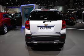 All Chevy chevy captiva horsepower : Comparison - Chevrolet Trax SUV 2015 - vs - Chevrolet Captiva 2015 ...