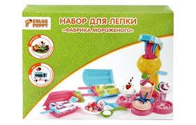 <b>Color</b> Puppy <b>Набор для лепки</b> Фабрика мороженого 631025 ...