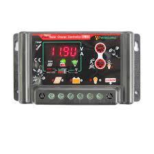 3A/<b>10A</b>/<b>20A</b>/<b>30A</b> Solar Charge Controller 6V <b>12V 24V</b> 48V 60V LI ...
