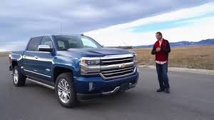 All Chevy chevy 1500 high country : 2016 Silverado 1500 High Country (short) - YouTube