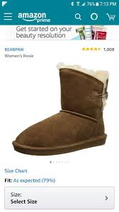 Bearpaw Boots Size Chart Pin By Wendy Brawn On For Your Feet Bearpaw Boots Boots