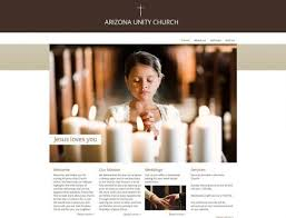 Church Website Templates Delectable 28 Best Free Church Website Templates 28 Colorlib