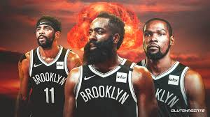 Get the latest brooklyn nets news, scores, rosters, schedules, trade rumors and more on the new york post. Kevin Durant James Harden Kyrie Irving Big 3 Destined To Fail