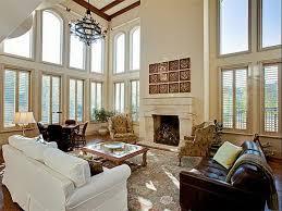 Decorating High Ceiling Walls Inspiring Design Ideas Family Room Decorating With High Ceiling