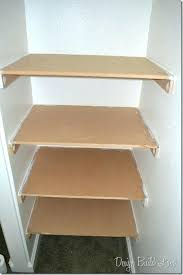 how to build closet shelves 7 simple steps to create built in closet storage how to