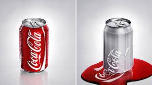coca-cola, drink, can