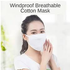 1Pc High Quality 5-layer <b>Dustproof</b> Antibacterial Protective Mouth ...