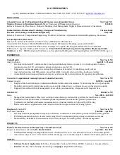 Mckinsey Resume Example Best of McKinsey Resume Sample