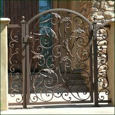 Small Picture Wrought iron Gate Maintenance and Protection Guidelines Ardivan