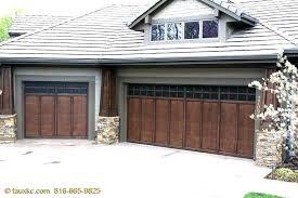 metal garage door paint used