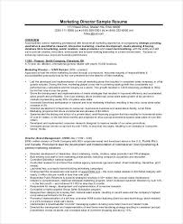 Media Planner Resumes 30 Professional Marketing Resume Templates Pdf Doc Free