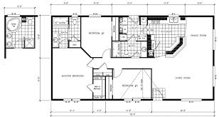 manufactured homes floor plans