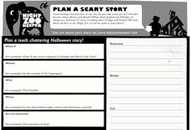 resources teachers night zookeeper halloween writing