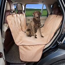 HAPYFOST Pet Car Seat Cover Quilted Water Resistant and Machine ... & HAPYFOST Waterproof Car Bench Seat Cover for Pets Hammock Convertible ,  Quilted Water Resistant * Check this awesome product by going to the link  at the ... Adamdwight.com