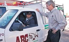 abc pest control austin tx. Modren Pest ABC Home U0026 Commercial Services President Bobby Jenkins Right Photo  For Abc Pest Control Austin Tx T