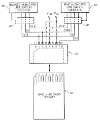 Patent us7090124 use of small electronic circuit cards with drawing