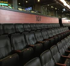 club level seats at td garden