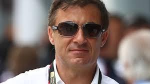 Jean Alesi ist über die Fortschritte von Michael Schumachers Genesung ...