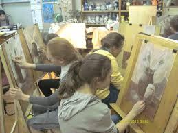 Ивановское художественное училище имени М И Малютина Отчет о  Отчет о педагогической практике