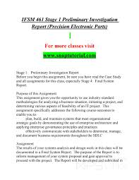 System Analysis And Design Project Report Ifsm 461 Enhance Teaching Snaptutorial Com By Rich