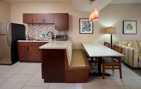 Tropicana Aruba Resort U0026 Casino: Premium One Bedroom Suite   Kitchen/Dining  Area