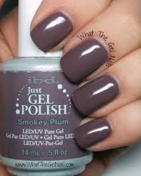 autumn nails colors 2018 best of ibd gel nail for fall